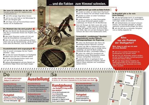 Kirchentag-Gesamtflyer, 2. Innenseite